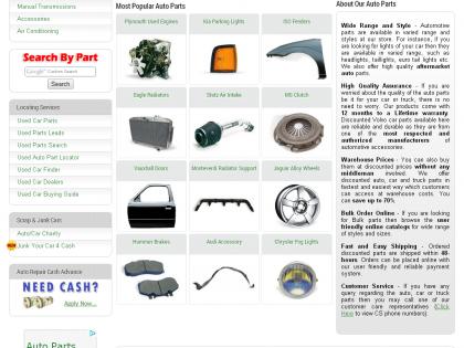 Auto Parts Fair